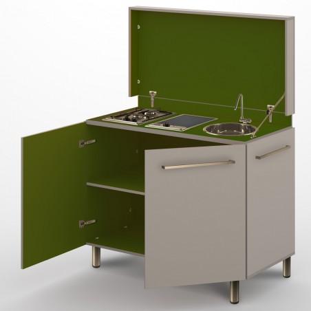 AERY 1200 +2gas+grill+lavello