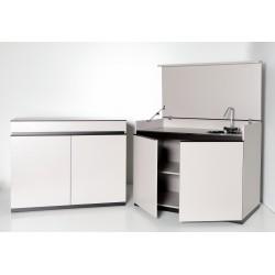 Aery Evolution 1200 Kitchen + Cabinet